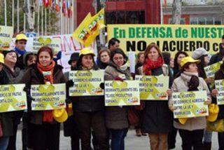 Duro golpe la agricultura española tras el acuerdo UE-Marruecos