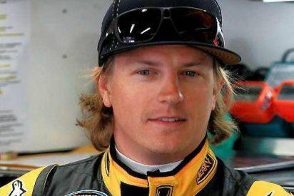 Raikkonen logra el mejor tiempo con su Lotus en los entrenos de Jerez