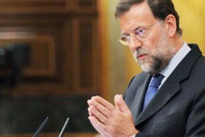 Rajoy regala mimitos a Rubalcaba