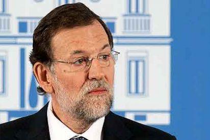 La máscara de Rajoy