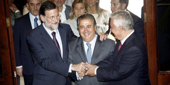 Javier Arenas ya tiene 35 nombres para formar gobierno, entre ellos varios independientes