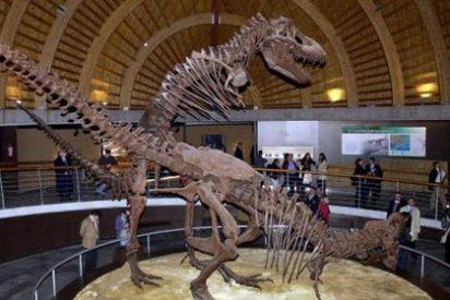 ¿La mordedura más poderosa? La del temible 'Tiranosaurio Rex'