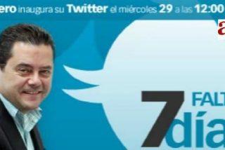 """'AS' anuncia a bombo y platillo el lanzamiento del Twitter de Tomás Roncero: """"¡Qué morbo hablar con gente desconocida!"""""""