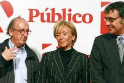 Roures tenía decidido cerrar 'Público' pero IU le convenció de ofrecérselo a Chávez