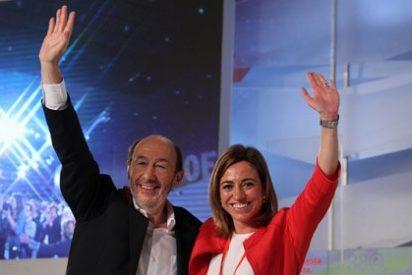 """La prensa catalana apuñala a Chacón: """"Encarna al PSOE cuando pierde el norte"""""""