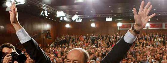 El Congreso de Sevilla le costó al PSOE cerca de 900.000 €