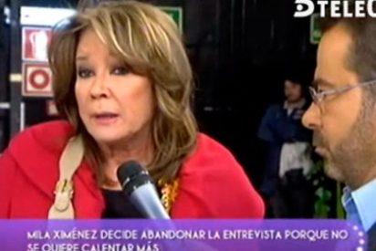 Así es la (¿buena?) vida de Mila Ximénez tras 'desaparecer' de 'Sálvame': Regresa a Madrid pero no se sabe si volverá a la TV