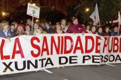 Los sindicatos ingresan a la sanidad gallega en la UCI para tapar sus privilegios