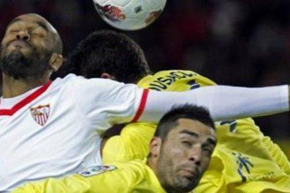 Camuñas y el Villarreal hunden al Sevilla de Marcelino (1-2)