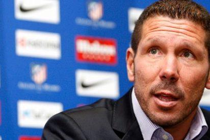 """Simeone: """"Temo más a la Lazio ahora, no se dan por vencidos"""""""