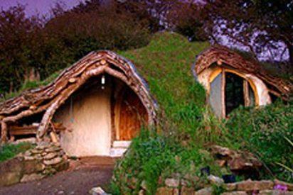Una casa de cuento por un precio asequible y ecológica