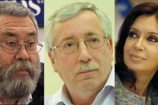 """Kirchner se mete en casa ajena: """"Rajoy es un suertudo, no le hacen huelga general"""""""