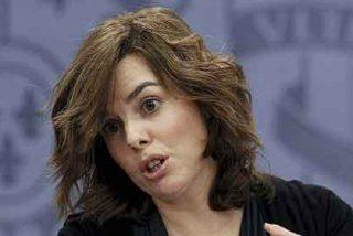 Soraya amarga la fiesta de sueldazos de los directivos VIP de las empresas públicas