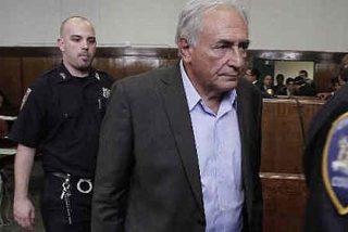 Strauss-Kahn arrestado por 'cómplice' en una red de prostitución