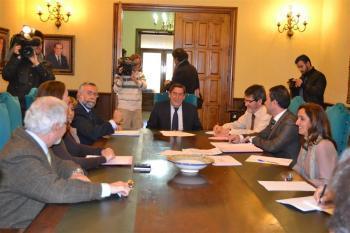 Lago afirma que el tramo entre Madrid y Talavera del AVE a Extremadura avanza