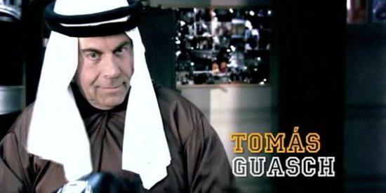 "Tomás Guasch a la telefonista de Canal+ Francia: ""¡Os pican los seis Tour desde Bahamontes! ¡Os pica Nadal, os pica todo!"""