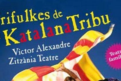 Historia para niños en clave nacionalista en el Teatro Nacional de Cataluña, por autor de 'Yo no soy español'