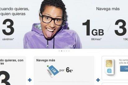 El operador de Tuenti ofrece 1Gb por 6 euros al mes