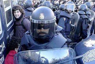 Ninguno de los 25 detenidos en las manifestaciones 'estudiantiles' era alumno del instituto de Valencia