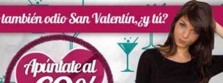 Un restaurante ofrece descuentos del 69% a los que odien San Valentín