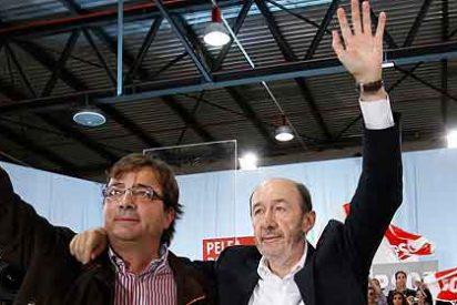 El pasado franquista del padre del socialista Guillermo Fernández Vara