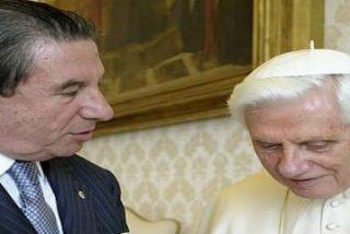 """Francisco Vázquez reprocha a Rubalcaba un """"anticlericalismo casposo"""""""