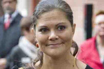 La princesa Victoria de Suecia ha dado a luz a una niña