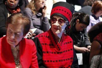 Zelda Kaplan, icono de la moda de los años 70, fallece en pleno desfile