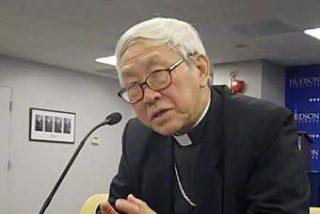El cardenal Zen pide al Vaticano que sea más estricto con China