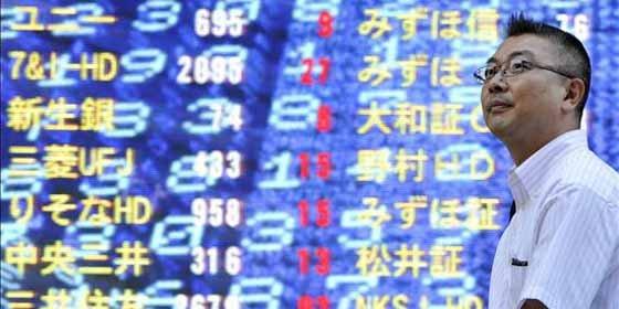 Los directivos y profesionales japoneses mueren más jóvenes