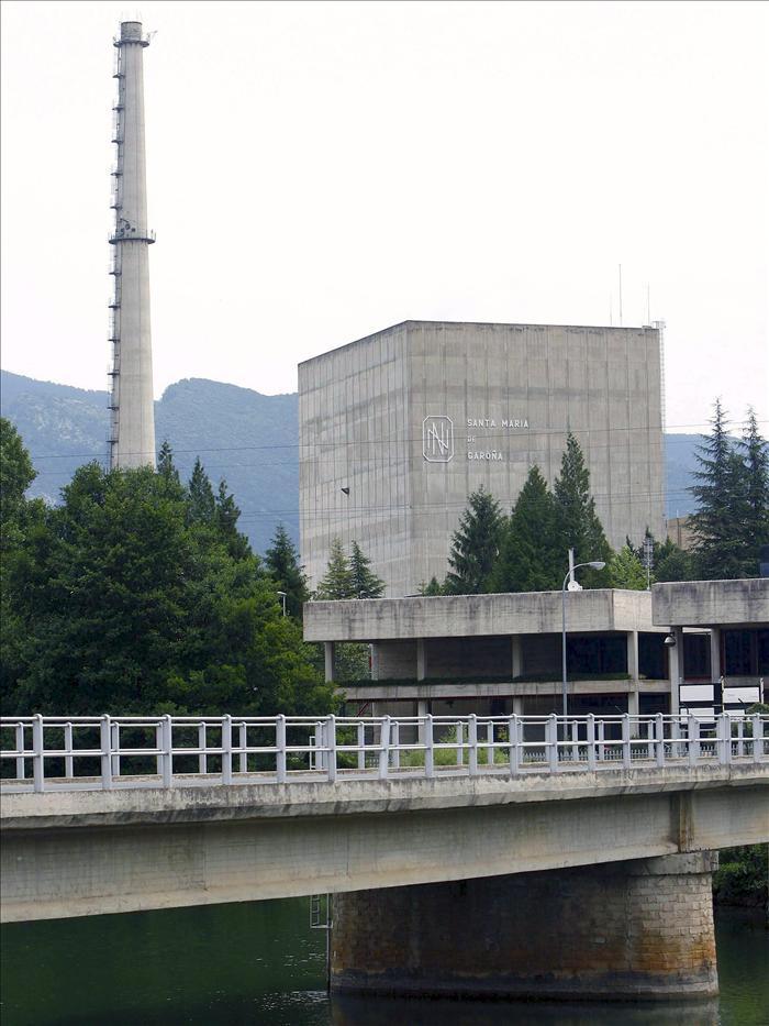 Un fallo obliga a detener la actividad de la central nuclear de Garoña