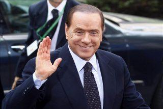 Silvio Berlusconi es el político más rico de Italia