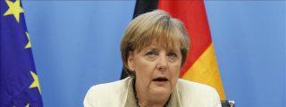 Merkel quita los 340 € a españoles, griegos y portugueses