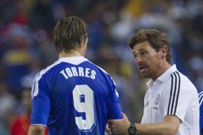 El Chelsea destituye a Villas-Boas por una crisis de resultados