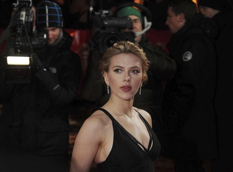 "Scarlett Johansson dará vida a Janet Leigh en ""Making of Psycho"""