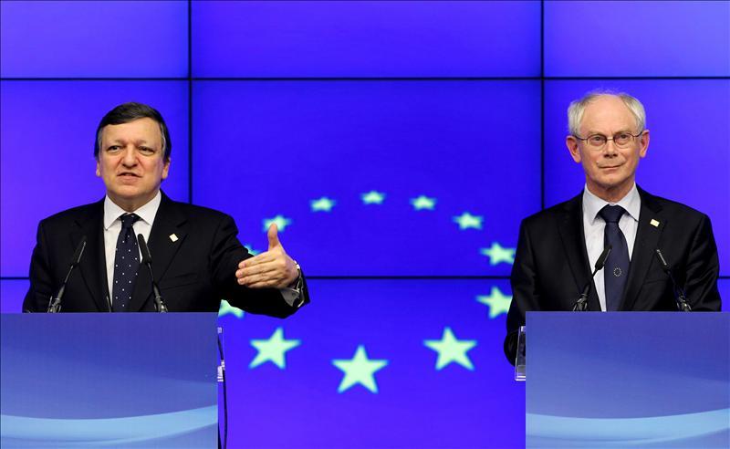 La cumbre de la UE concluye con un renovado compromiso con la austeridad