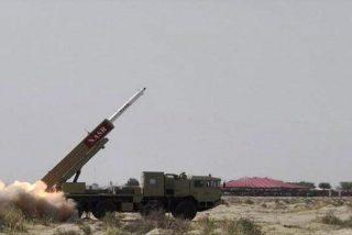 Pakistán prueba con éxito un misil de corto alcance con capacidad nuclear