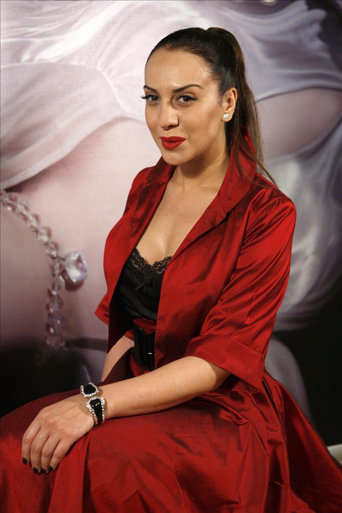 La cantante Mónica Naranjo, premiada por su activismo a favor de los homosexuales