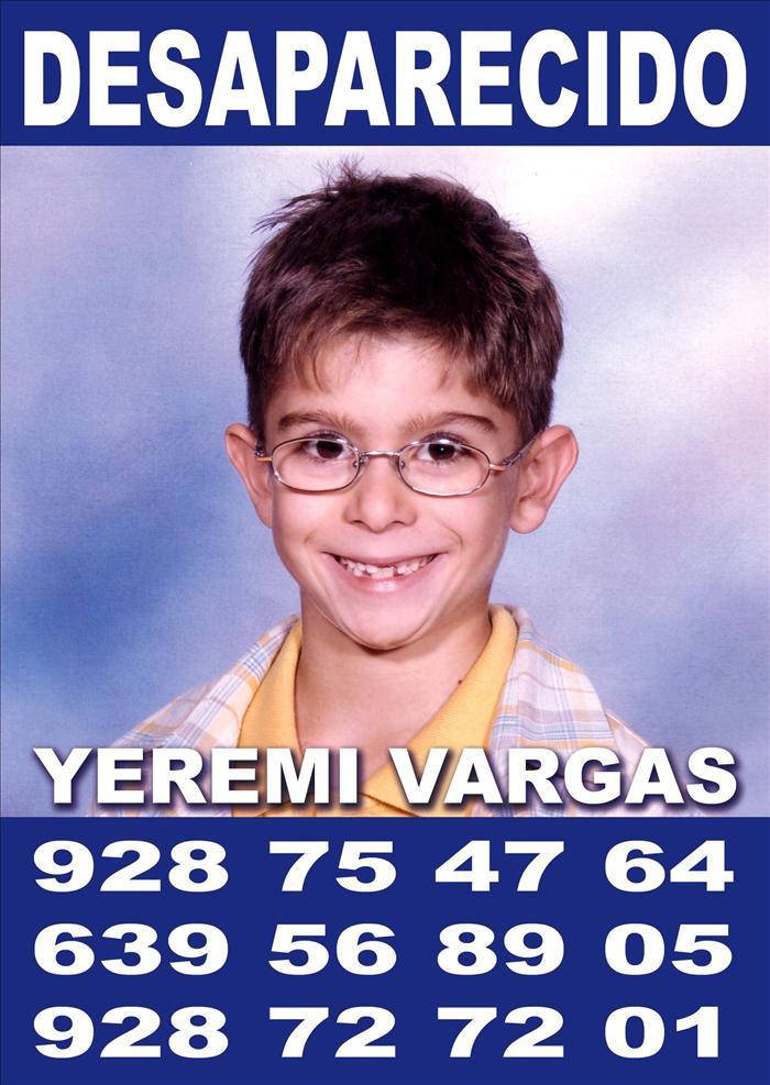 La Guardia Civil aportará hoy nuevos datos sobre el caso Yeremi Vargas