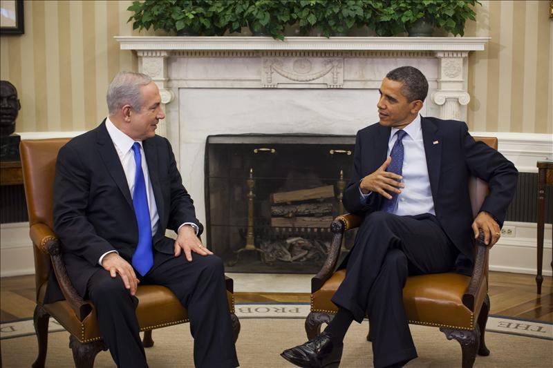 Obama y Netanyahu escenifican una imagen de unidad sobre Irán