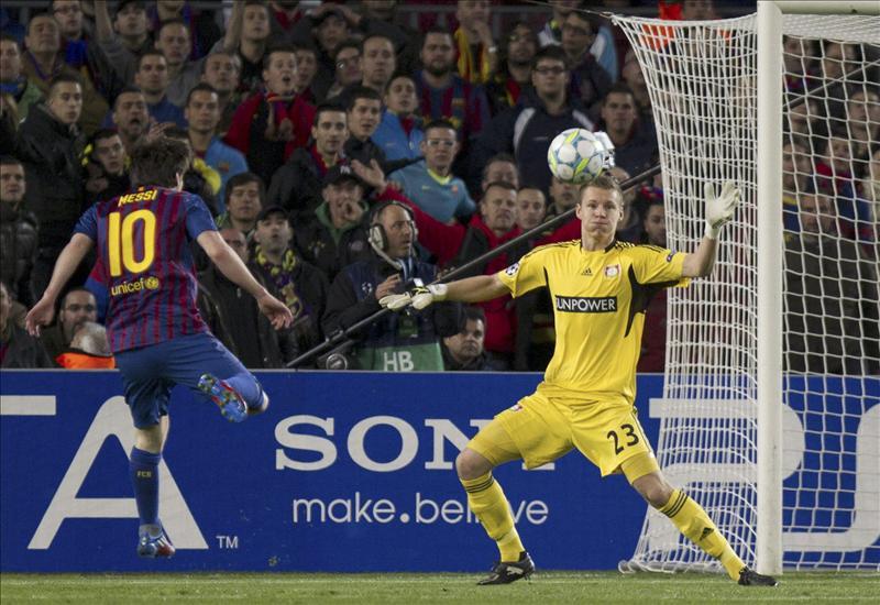 7-1. Messi brinda otra obra de arte con un repóquer de goles