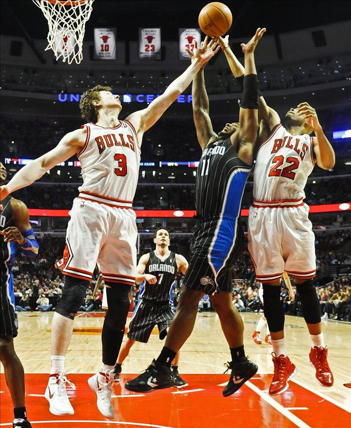 "94-99. ""Superman"" Howard cortó la racha triunfal de Rose y los Bulls"
