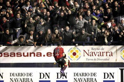 2-1. Osasuna baja de la nube al Athletic a balón parado