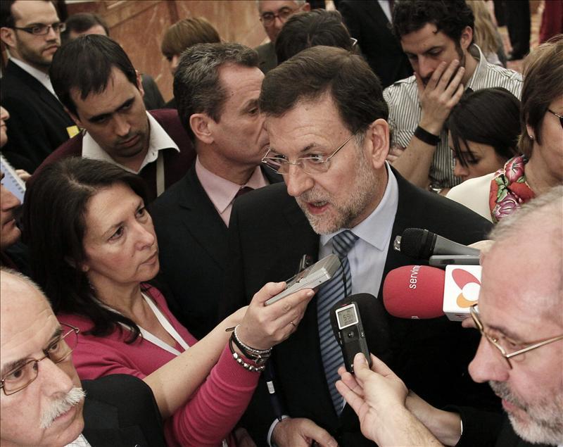 Rajoy presenta hoy a los proveedores el plan de pago de CCAA y ayuntamientos