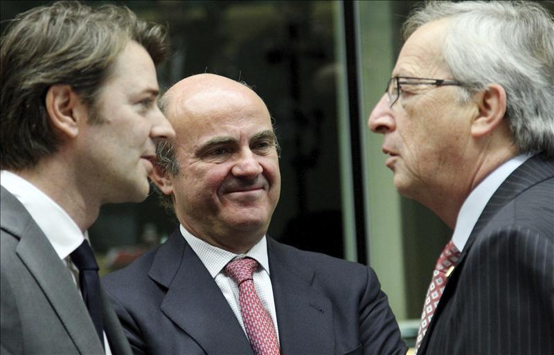 El nuevo objetivo de déficit de España y el rescate griego centran el Eurogrupo