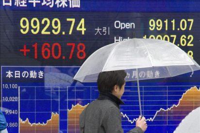 El Nikkei sube 9,22 puntos, un 0,09 por ciento, y queda en 9.899,08 enteros