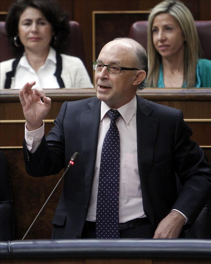 El Congreso aprueba hoy el techo de gasto de los Presupuestos más austeros