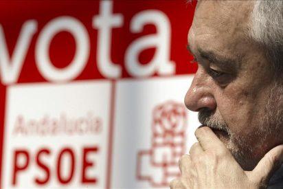 Griñán hace campaña en Málaga y Arenas en Sevilla y Huelva