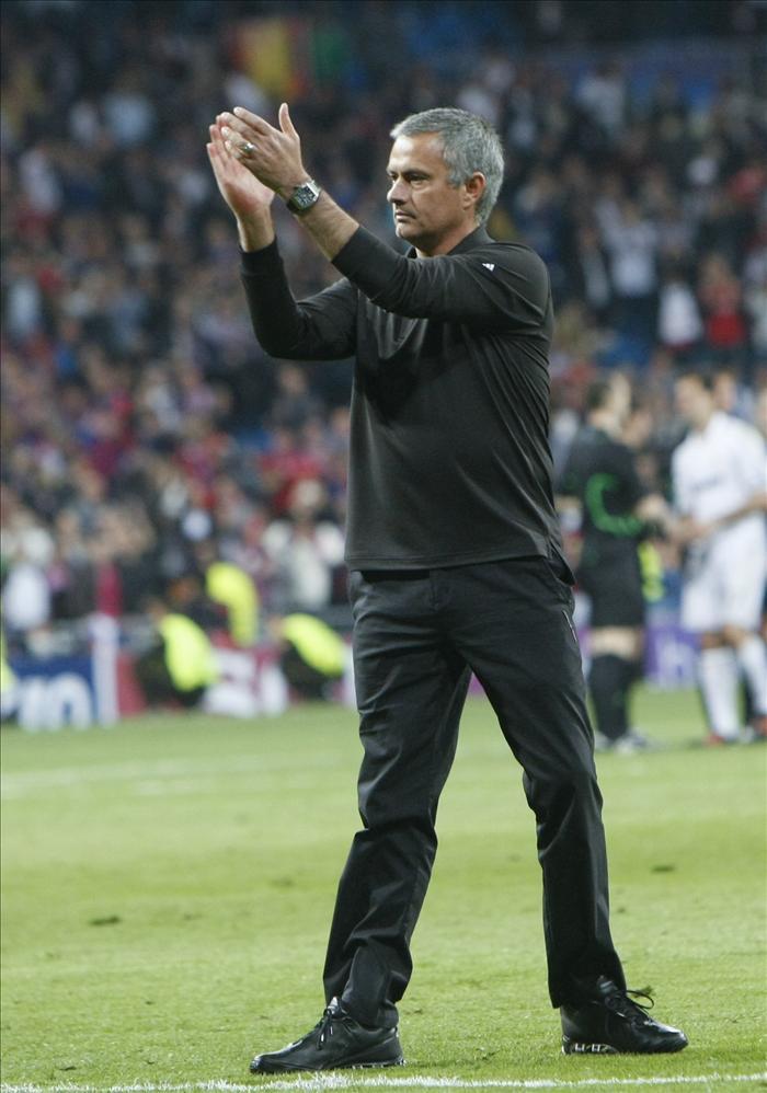 """Mourinho cree que """"ha sido un partido de gran madurez"""""""