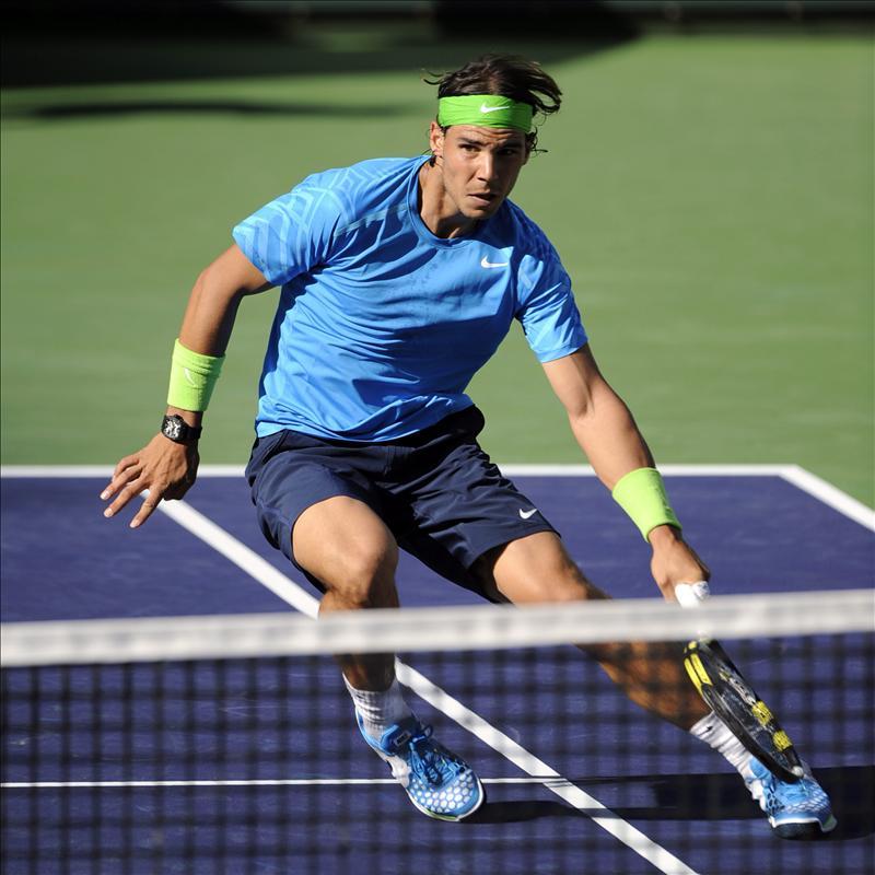Nadal y López sellan su pase a las semifinales en el dobles de Indian Wells